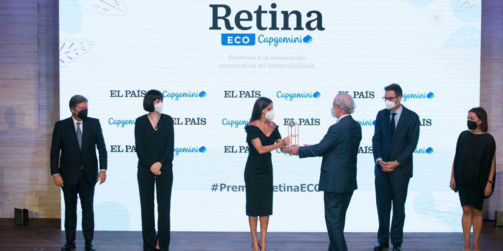Técnicas Reunidas obtiene el premio retina de ecosistema sostenible
