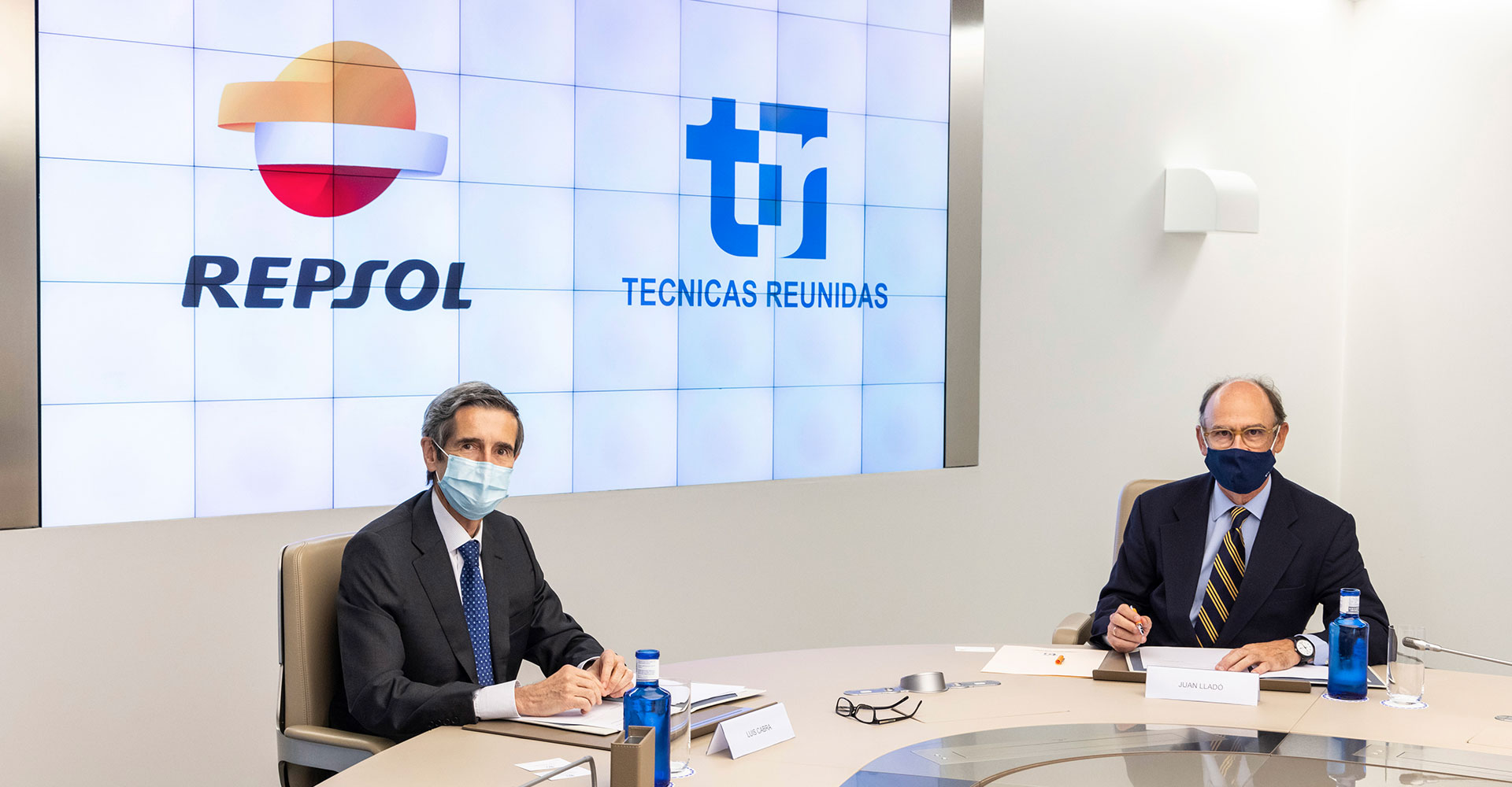 Técnicas Reunidas and Repsol will develop technologies for industrial decarbonization